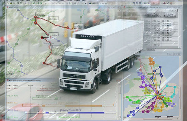 Picture of Vehicle and Truck Tracking System